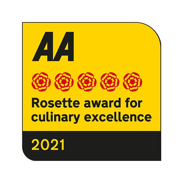 AA Rosette awards for culinary excellence